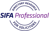 SIFA Directory Resource for Solicitors
